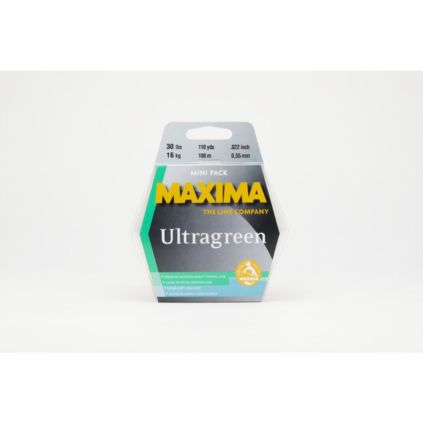 Maxima Ultragreen Mini Pack 30lb 110yds