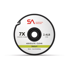 Scientific Anglers Absolute Trout Tippet 30M 4X Clear