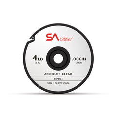 Scientific Anglers Absolute Tippet 30M 8lb Clear