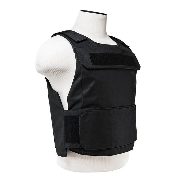 Vism Discreet Plate Carrier-Med-2XL-Black