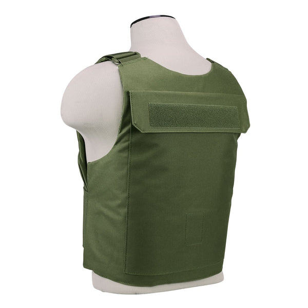 Vism Discreet Plate Carrier-Med-2XL-Green