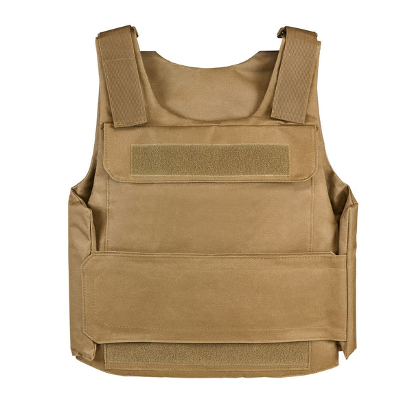 Vism Discreet Plate Carrier-Med-2XL-Tan
