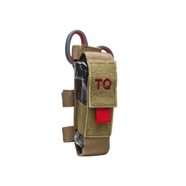 Vism Tourniquet and Tactical Shear Pouch Tan