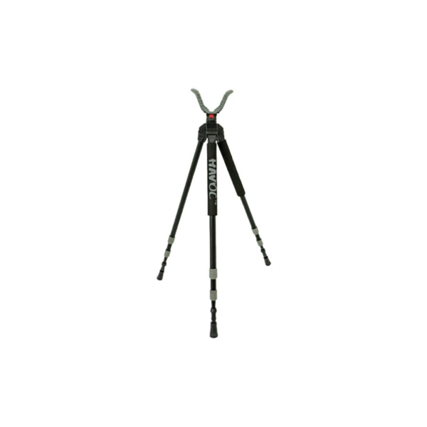 BOG Havoc Shooting Stick Tripod Black