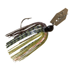 Zman Chatterbait 0.5 Oz-Perch Blue Gill