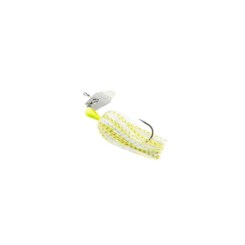 Zman Chatterbait Elite 0.375 Oz-Chartreuse White