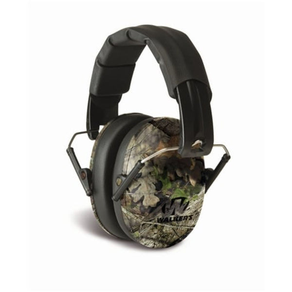 Walkers Pro Low Profile Folding Muff Mossy Oak