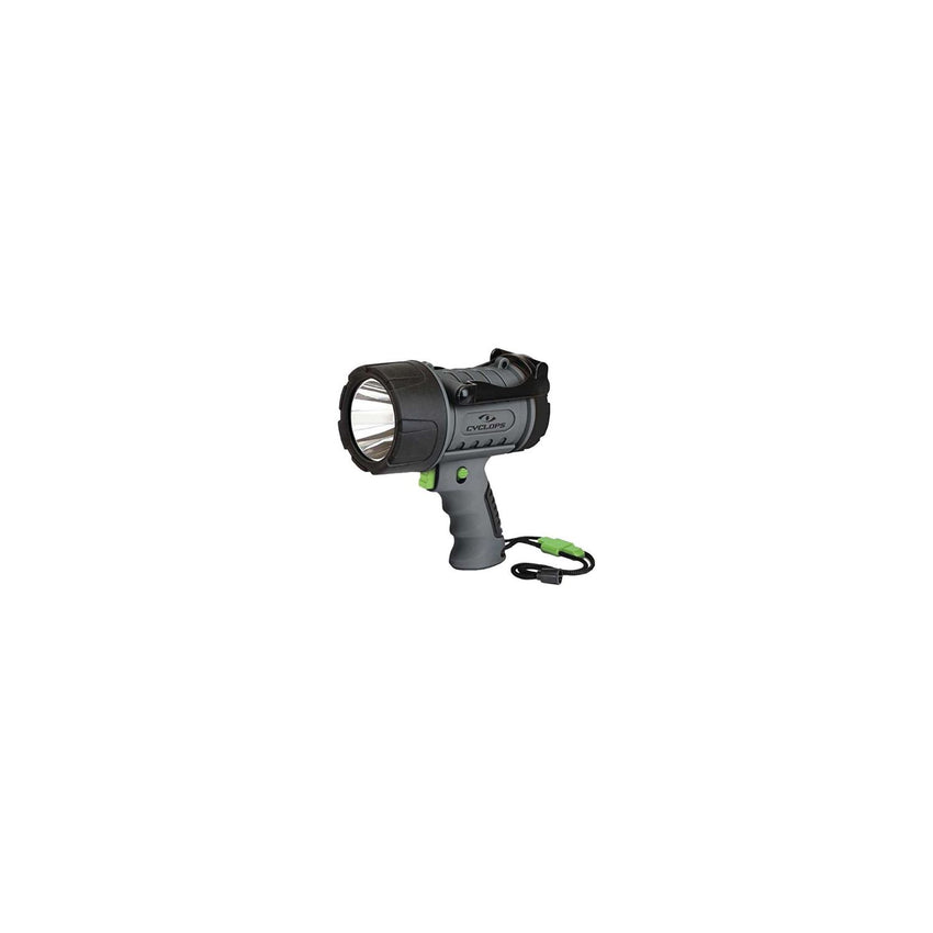 Cyclops 200 Lumen Waterproof Rechargeable Spotlight
