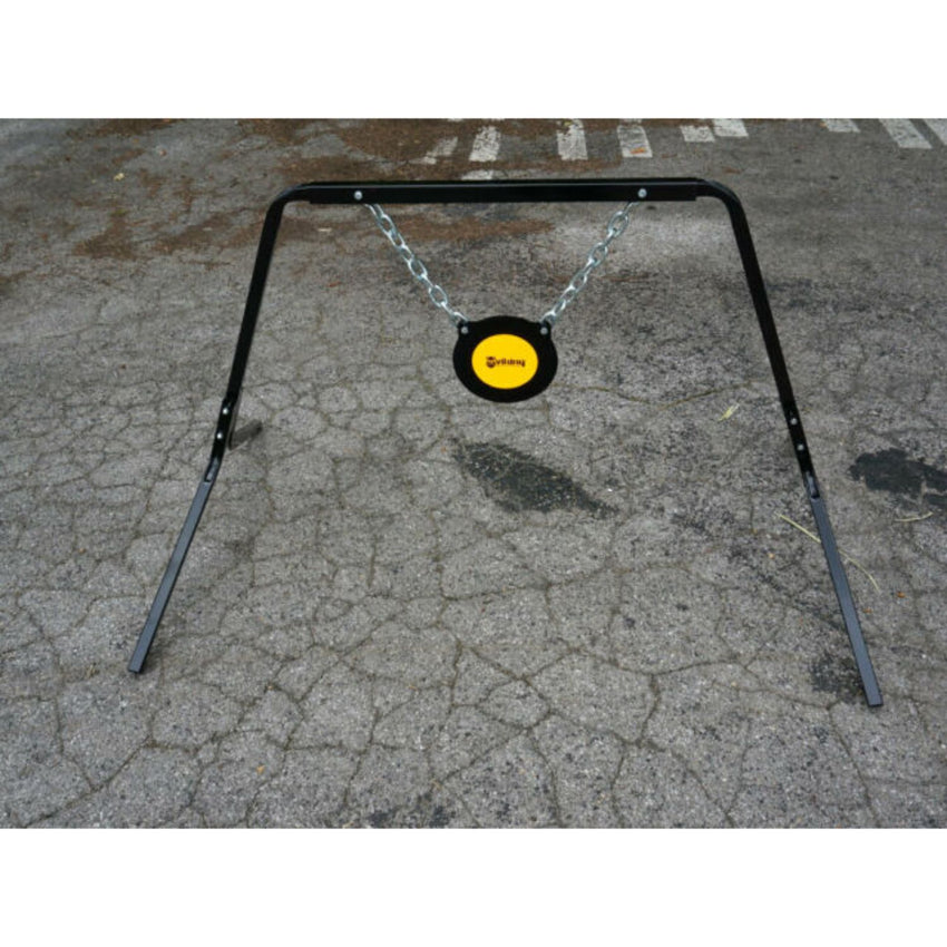 Viking Solutions 8 in Gong Target w Steel Stand