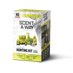Hunters Specialties Scent Away Ult Hunting Kit Fresh Earth