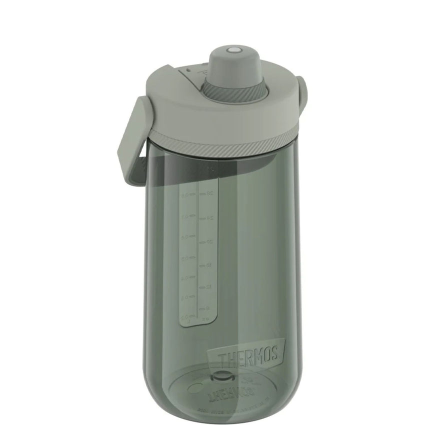 Thermos 40 oz Hard Plastic Hydration Bottle w Spout Green
