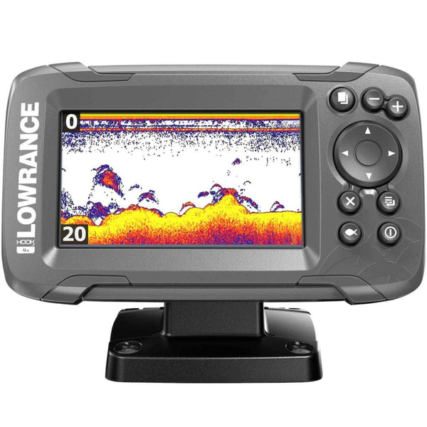 Lowrance Hook 2 4X All Season Pack US