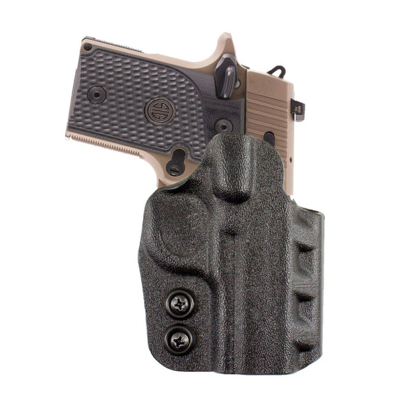 DeSantis DS Paddle Holster Black RH