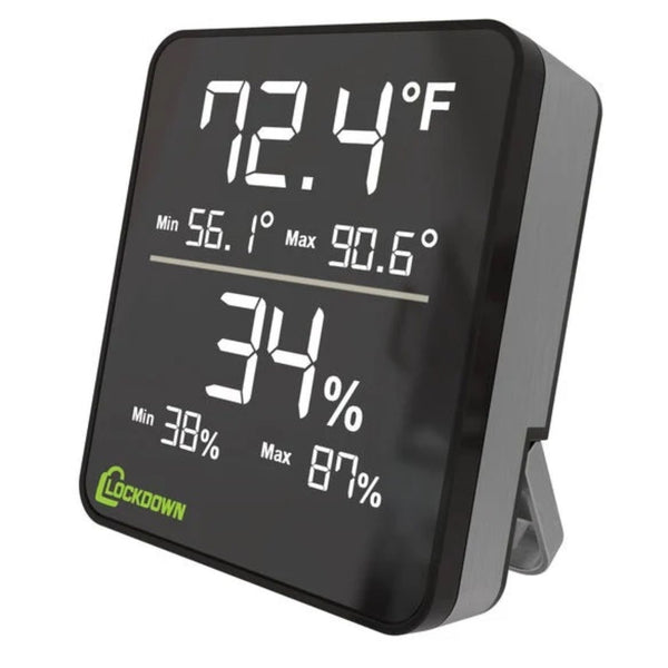 Lockdown Wireless Hygrometer