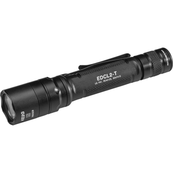 SureFire EDCL2T Dual Output Everyday Carry LED Flashlight