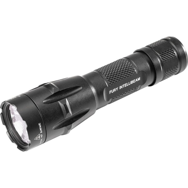 SureFire Fury Intellibeam Auto Adj Dual Fuel LED Flashlight