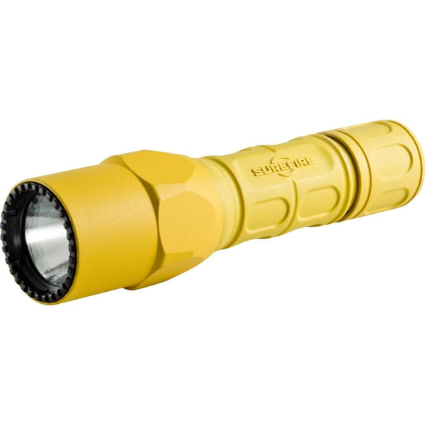 SureFire G2X Pro Dual Output LED Flashlight Yellow