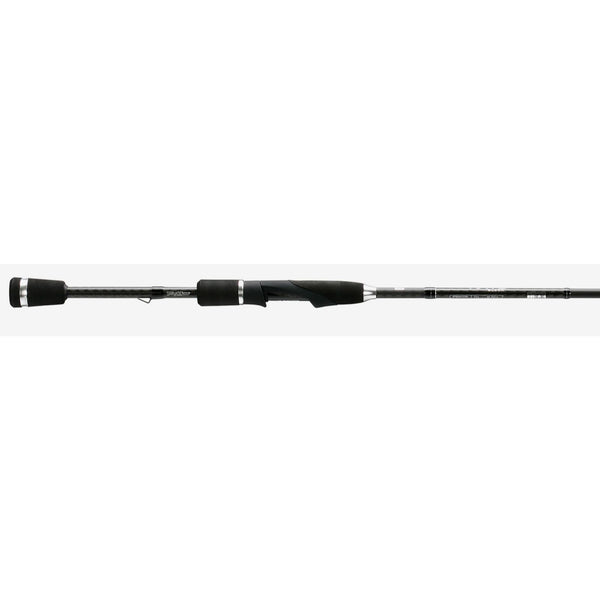 13 Fishing Fate Black 6ft 7in M Spinning Rod