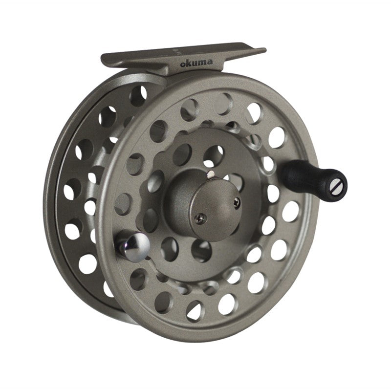 Okuma SLV Super Large Arbor Fly Reel 1 RB 7 8 Wt 12 145
