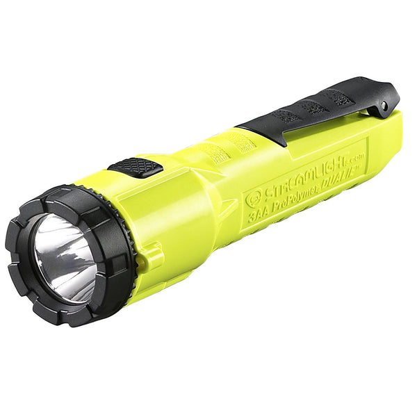 Streamlight Duallie 3AA Flashlight - Yellow
