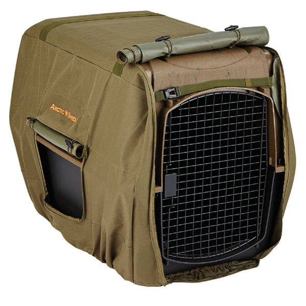 Onyx Winter Moss Uninsulated Kennel Cover