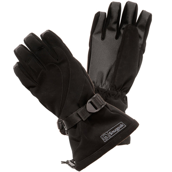 Snugpak Geothermal Gloves Black Large  Xlarge