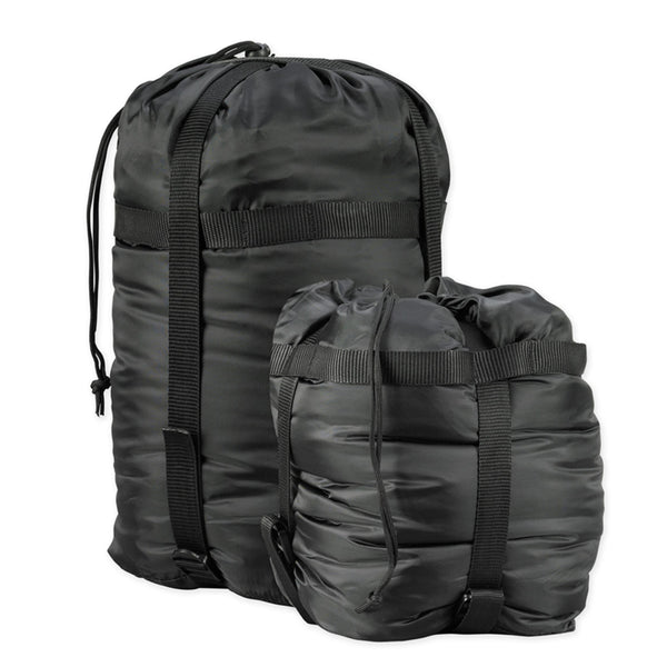 Snugpak Compression Stuff Sacks  Black  MD