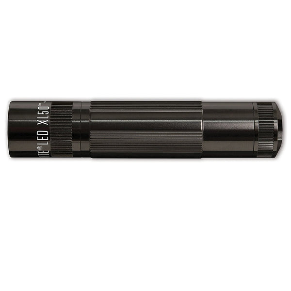 Maglite XL50 LED 3-Cell AAA Flashlight Black