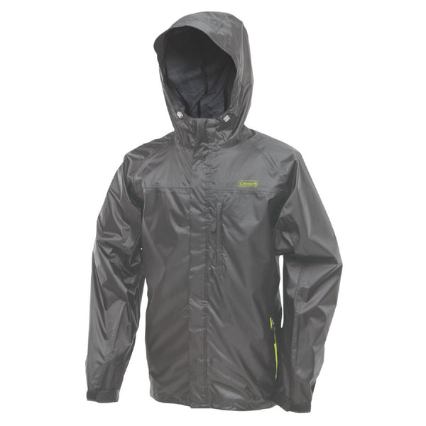 Coleman Rainwear Danum Jacket Grey-Green X-Large