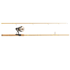Eagle Claw Crafted Glass Spinning Rod 6ft6in 2 Pc Medium