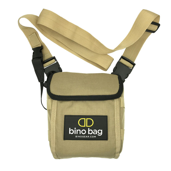 Bino Dock T Bag Desert Tan