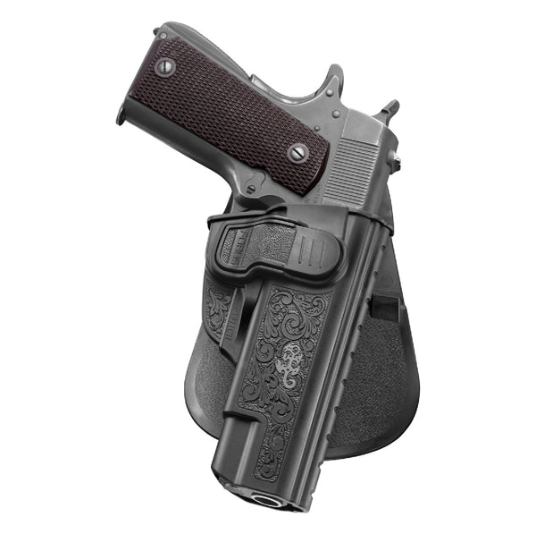 Fobus CH Paddle Holster RH 1911 Style