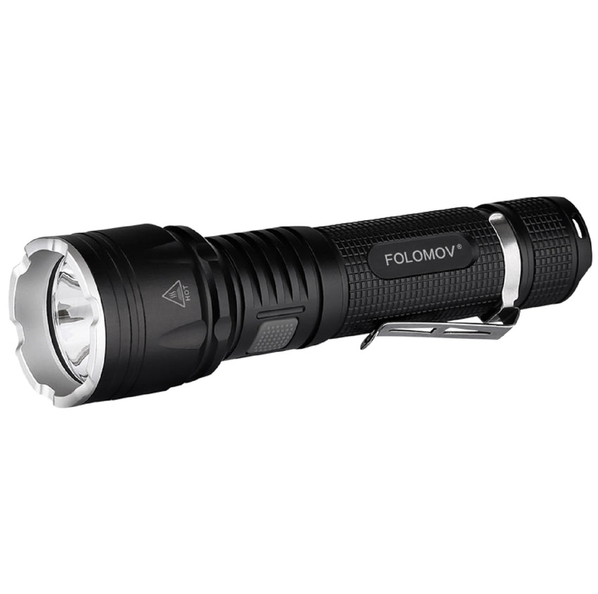 Folomov B4M Flashlight 1200 Lumens