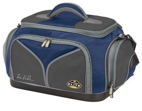 Plano Elite KVD Tackle Bag w-5 utilities -colors: blue-gray