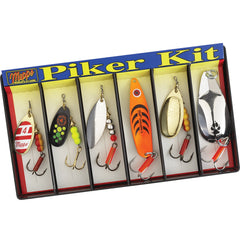 Mepps Piker Kit - Plain Lure Assortment