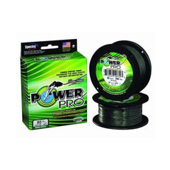 POWERPRO BRAIDED LINE 250LB 1500 YARDS GREEN 21102501500E