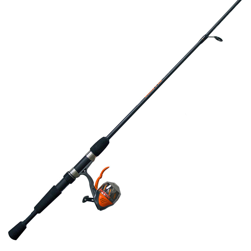 Zebco Crappie Fighter 662Ml Ts Combo 6