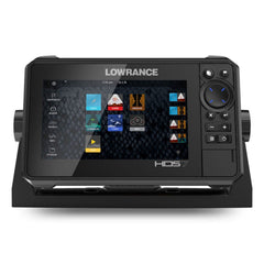 Lowrance HDS-7 Live C-MAP Insight Active Imaging 3-N-1