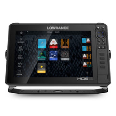 Lowrance HDS-12 Live C-MAP Insight without Transducer