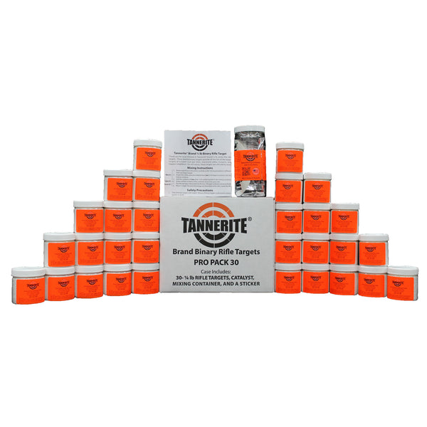 Tannerite Propack 30-1-4lb Trgts