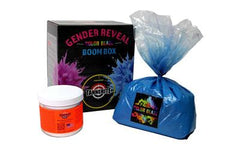 Tannerite Gender Reveal Blue