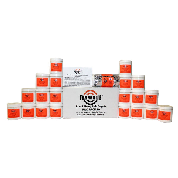 Tannerite Propack 20 20-1-2lb Trgts