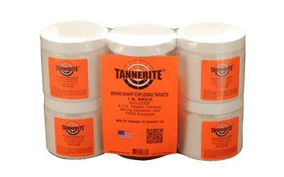 Tannerite Brick 4 Pack 1lb Targets