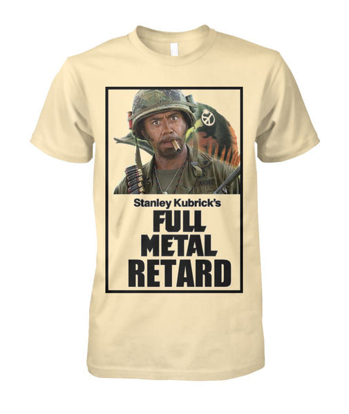 Full Metal Retard Tee