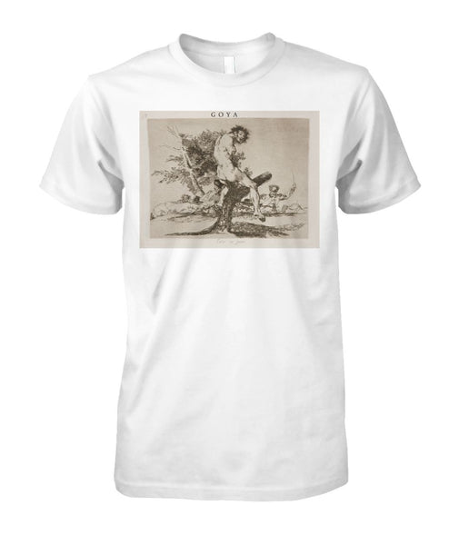 This Is Worse - Goya Art Tee