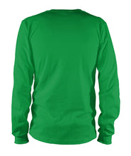 Load image into Gallery viewer, I Have A Big Package- Santa Long Sleeve Shirt