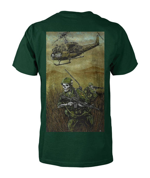 Black Rifle Co Carrion Cavalry Tee