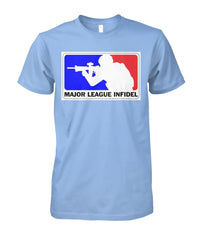 Major League Infidel Tee