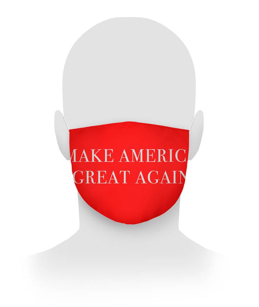 MAGA Make America Great Again Face Mask