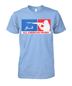 All American Infidel Tee